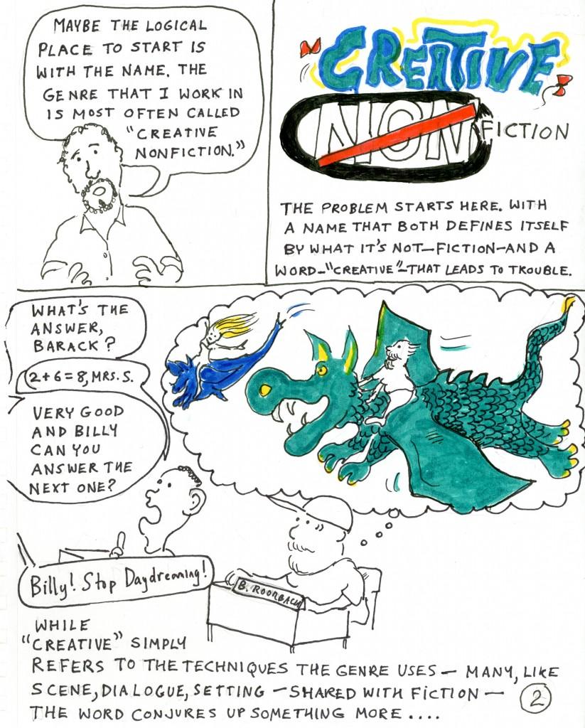 Story truth vs happening truth essay