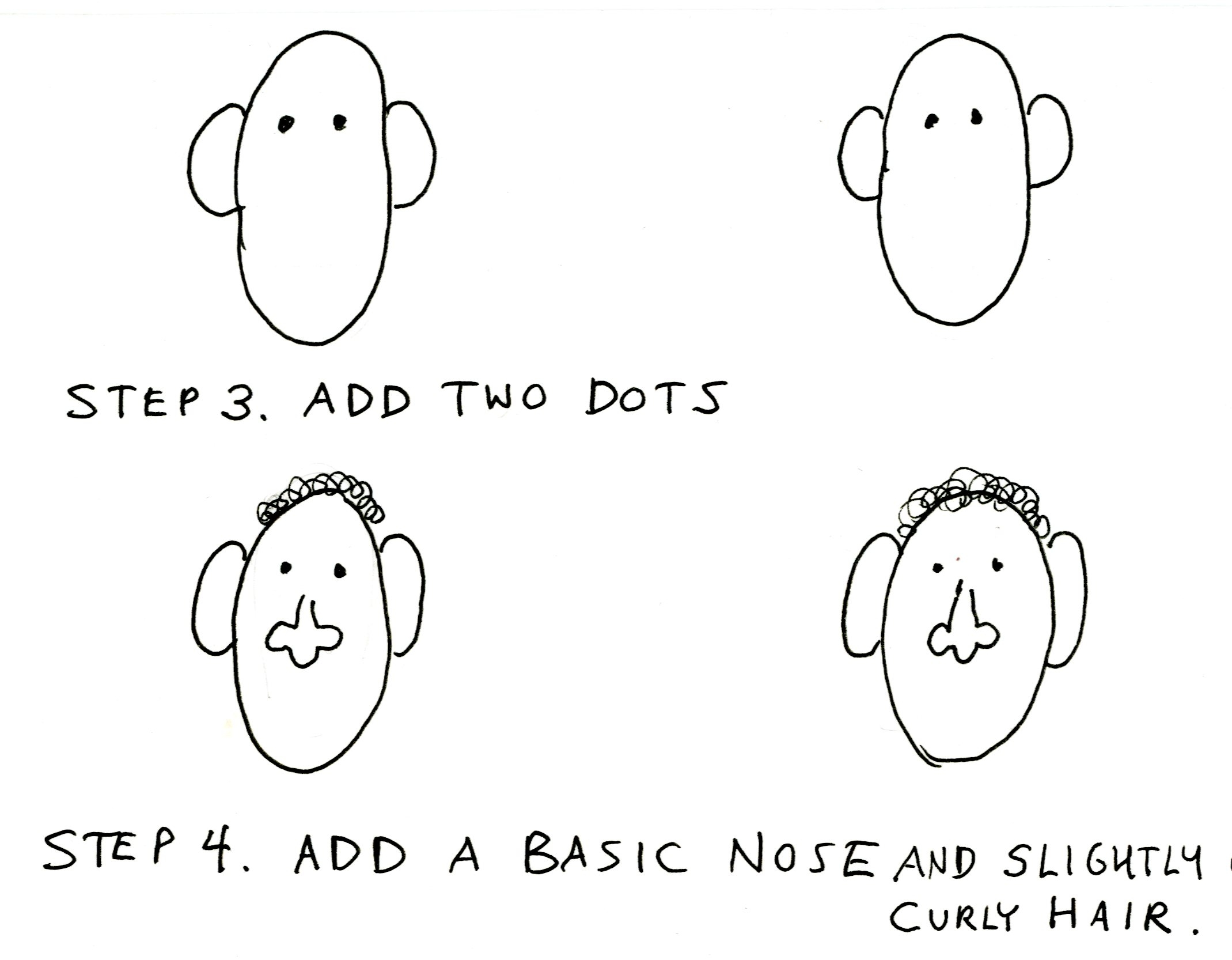 draw obama in 6 easy steps draw zuckerberg in 5 bill and dave s