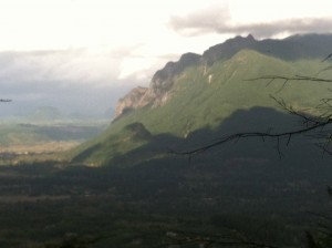 Snoqualmie Valley from Rattlesnake Ridge