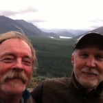 Me and Bobby on Rattlesnake Ridge at the Pacific Northwest College Roommates Reunion conference