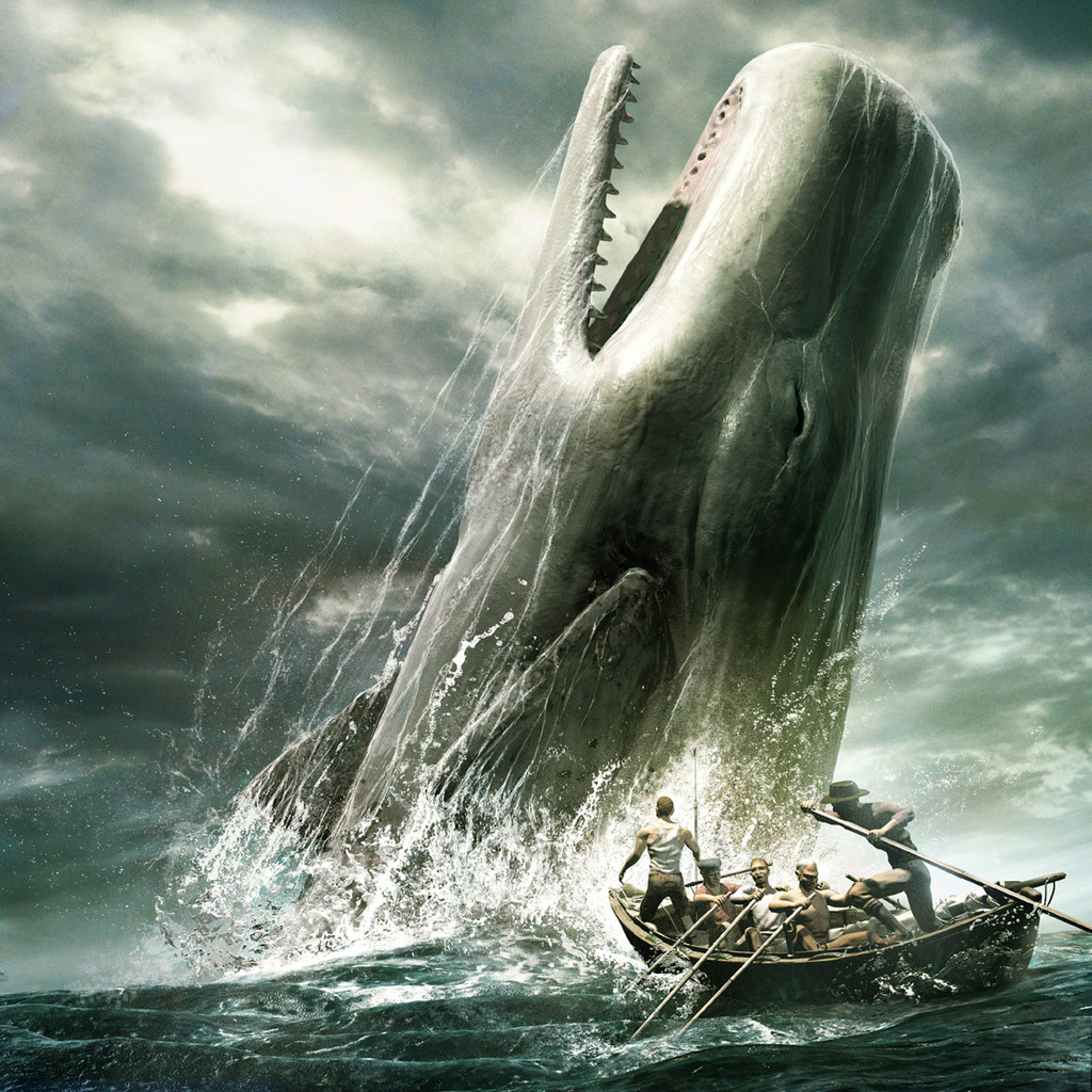 Moby dick symbolism of white