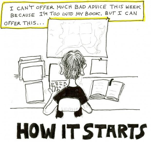 bad advice book