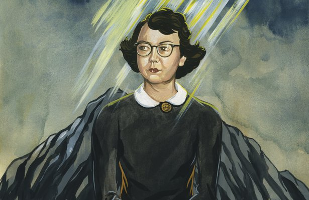 mary flannery oconnor a tidal wave of influence to the younger generation Biography of mary flannery o' connor  southern gothic writing in o'connor's story a good man is hard to find  o'connor: a tidal wave of influence to the.