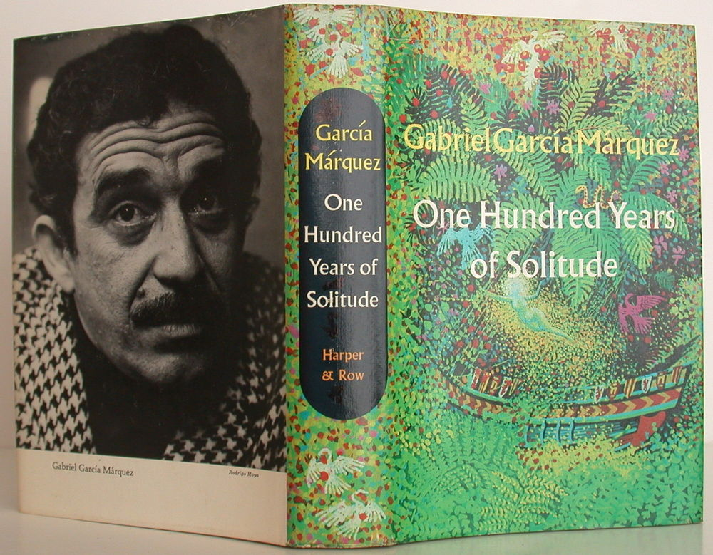 a summary of one hundred years of solitude by gabriel garcia marquez About gabriel garcía márquez: gabriel josé de la concordia garcí­a márquez was a colombian novelist such as one hundred years of solitude (1967.