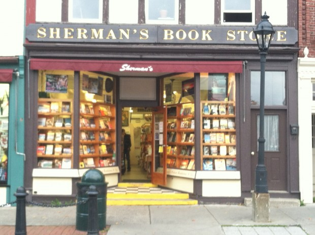 The oldest bookstore in Maine...