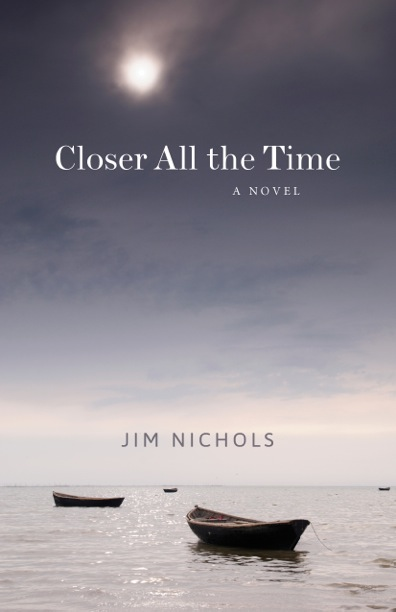 jim CloserAlltheTimeCover
