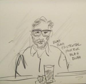 Vince sketch
