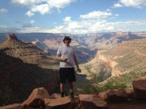 Noah meets the Grand Canyon